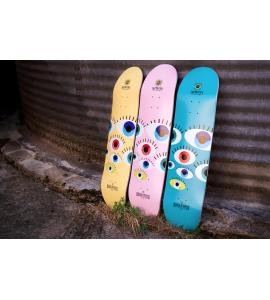 Tabla BDSKATECO &  Sneak Peek Pink