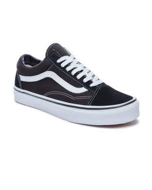 ZAPATILLAS VANS OLD SKOOL NEGRA
