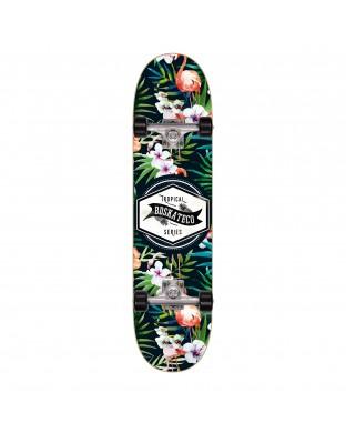Skate Complete BDSKATECO brand. Flamingo